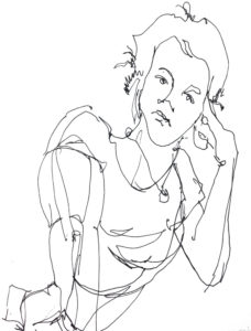 Life Drawing - Gesture (Clothed Model) @ Del Ray Artisans gallery | Alexandria | Virginia | United States