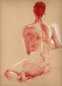 Life Drawing - Long Poses @ Del Ray Artisans gallery | Alexandria | Virginia | United States