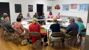 Board Meeting @ Del Ray Artisans Gallery | Alexandria | Virginia | United States