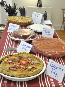 Pie Contest, Indoor Picnic and Summer Member Meeting @ Del Ray Artisans Gallery | Alexandria | Virginia | United States