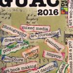 GUAC postcard