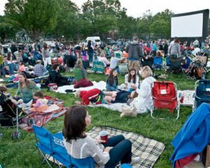 Cinema Del Ray @ Mount Vernon Rec Center fields | Alexandria | Virginia | United States