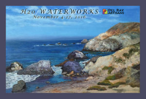 """H2O/WATERWORKS"" Artwork Pick Up @ Del Ray Artisans gallery 