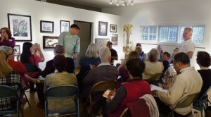 Del Ray Artisans Annual Member Meeting with Elections @ Del Ray Artisans gallery  | Alexandria | Virginia | United States