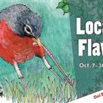 Local Flavor postcard