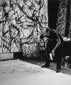 """Pollock"" Movie Night @ Del Ray Artisans Gallery | Alexandria | Virginia | United States"