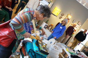 Member Meeting & Art Supplies Swap @ Del Ray Artisans Gallery | Alexandria | Virginia | United States
