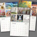 Del Ray Artisans 2017 Wall Calendar