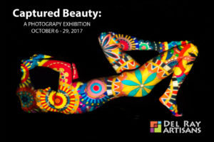 """Captured Beauty!"" Artwork Pick Up @ Del Ray Artisans Gallery 