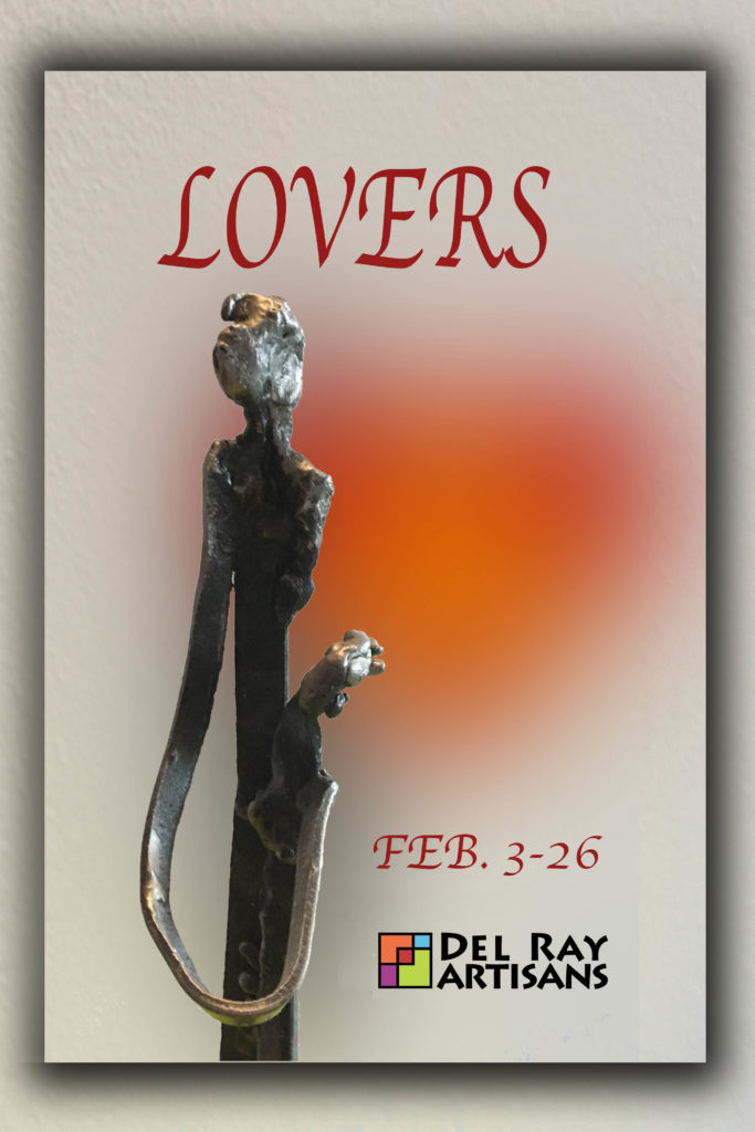 """Lovers"" Opening Reception @ Del Ray Artisans Gallery 