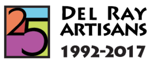 Del Ray Artisans 25th Anniversary 1992-2017