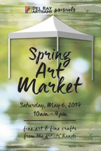 Spring Art Market Application Deadline