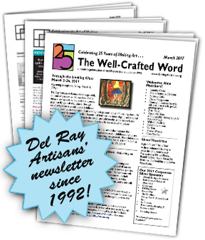 The Well-Crafted Word newsletter