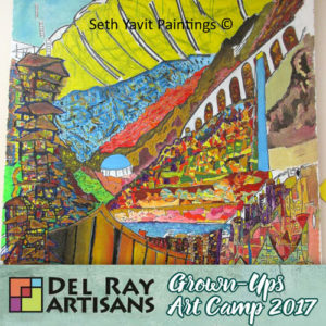 Existential Art-Making - Find Your Voice and Your Muse(s) @ Del Ray Artisans | Alexandria | Virginia | United States