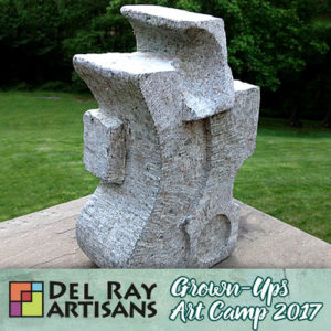 Carving in Soapstone @ Del Ray Artisans | Alexandria | Virginia | United States