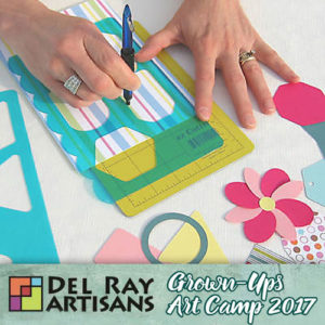 Creative Card-Making from A-Z including Christmas in July (Cancelled) @ Del Ray Artisans | Alexandria | Virginia | United States