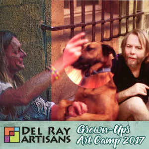 Digital Image Editing & Special Effects (Cancelled) @ Del Ray Artisans | Alexandria | Virginia | United States