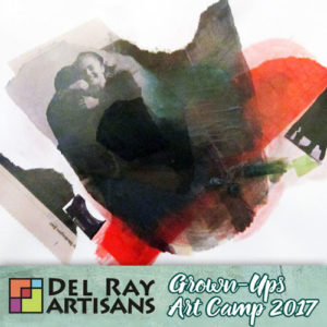 Painting with Paper (Cancelled) @ Del Ray Artisans | Alexandria | Virginia | United States