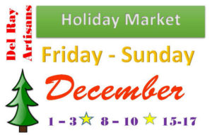2017 Holiday Market Call for Artists Deadline