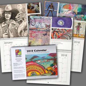 2018 Wall Calendar
