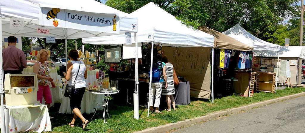 Spring Art Market @ Colasanto Park near Del Ray Artisans | Alexandria | Virginia | United States