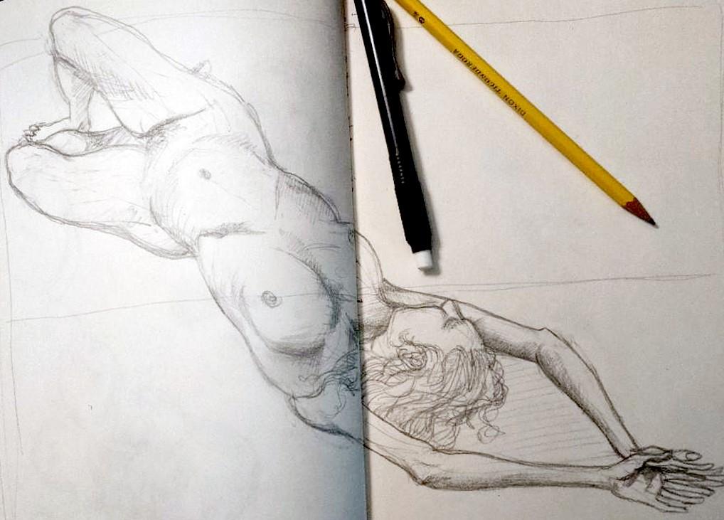 Online Drawing Workshop