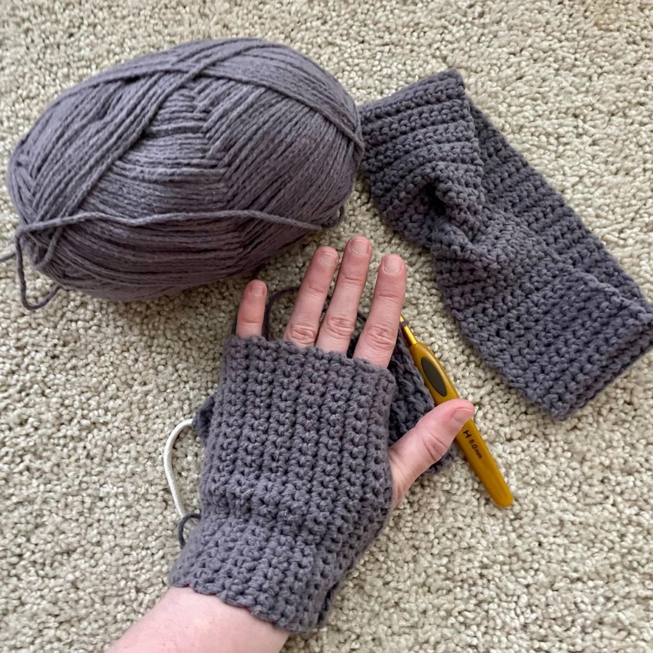 Online Crochet Workshop